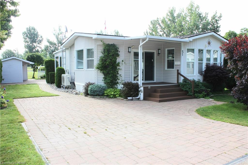 77307 BLUEWATER Highway Unit# 51, Bayfield, Ontario (ID 40135071)