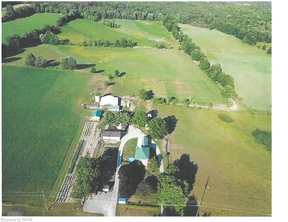 1439 COUNTY ROAD 6 ., Douro-dummer Township, Ontario (ID 239055)