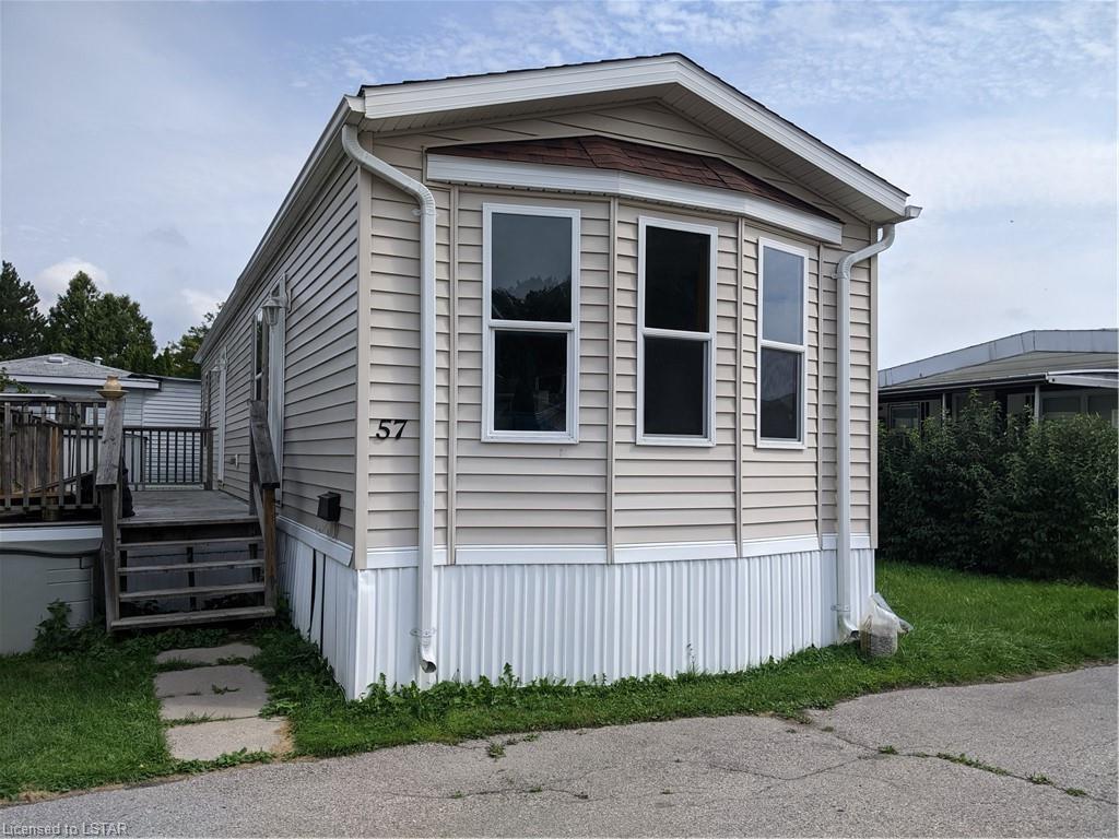 2189 DUNDAS Street E Unit# 57, London, Ontario (ID 40165100)