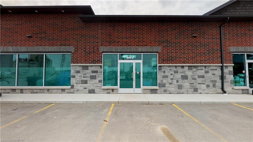 485 ROMEO Street S Unit# 2, Stratford, Ontario (ID 40058309)
