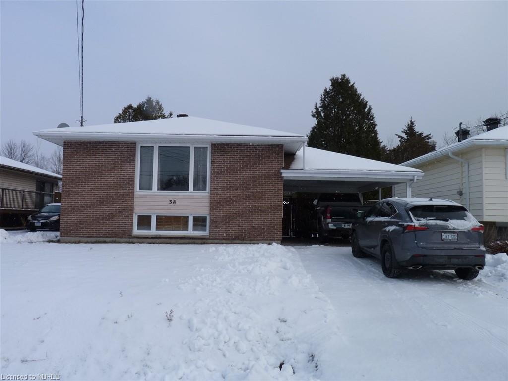 38 VAN HORNE Crescent, North Bay, Ontario (ID 235331)