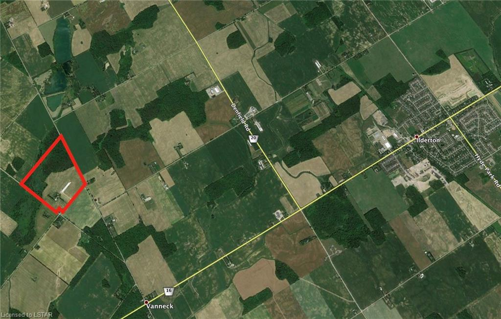 11892 HEDLEY Drive, Middlesex Centre, Ontario (ID 40020864)
