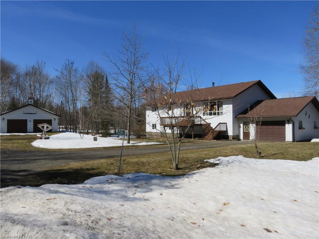 226 SEAGULL LAKE Road, Arnstein, Ontario (ID 175911)
