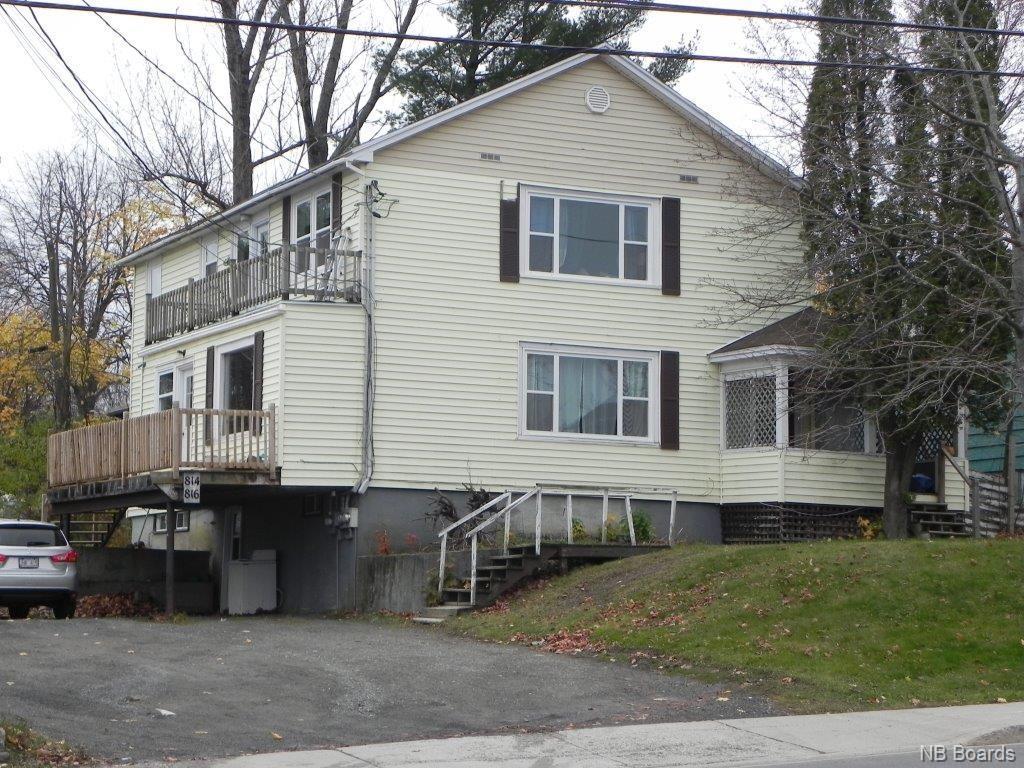 814-816 Regent Street, Fredericton, New Brunswick (ID NB036973)