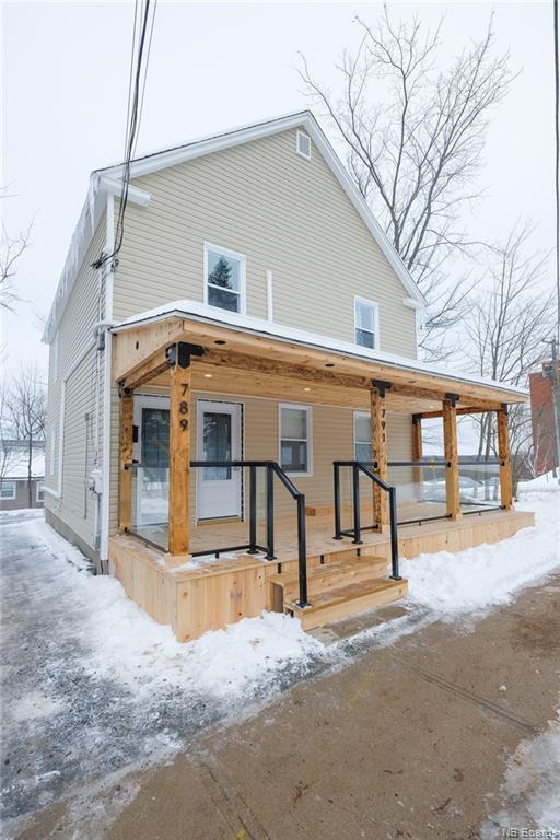 789-791 Albert Street, Fredericton, New Brunswick (ID NB052741)