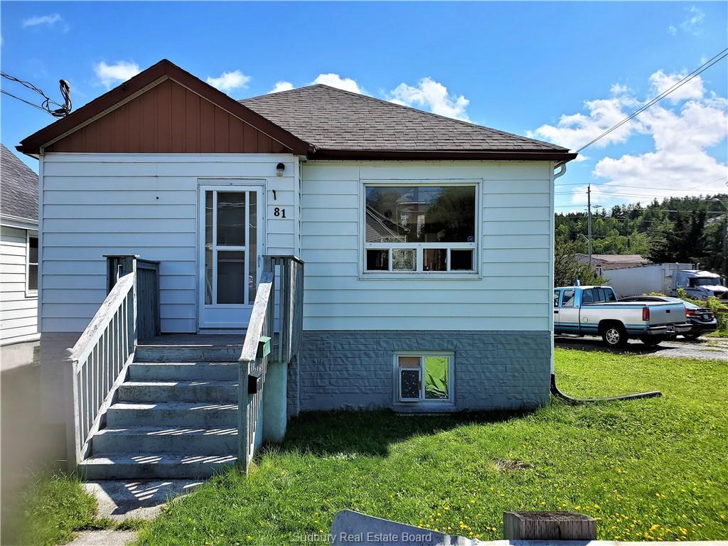 81 Jean Street, Sudbury, Ontario (ID 2088270)