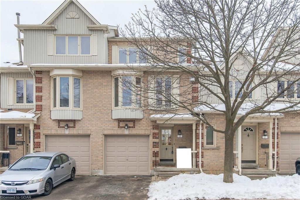 302 COLLEGE Avenue W Unit# 28, Guelph, Ontario (ID 40056065)
