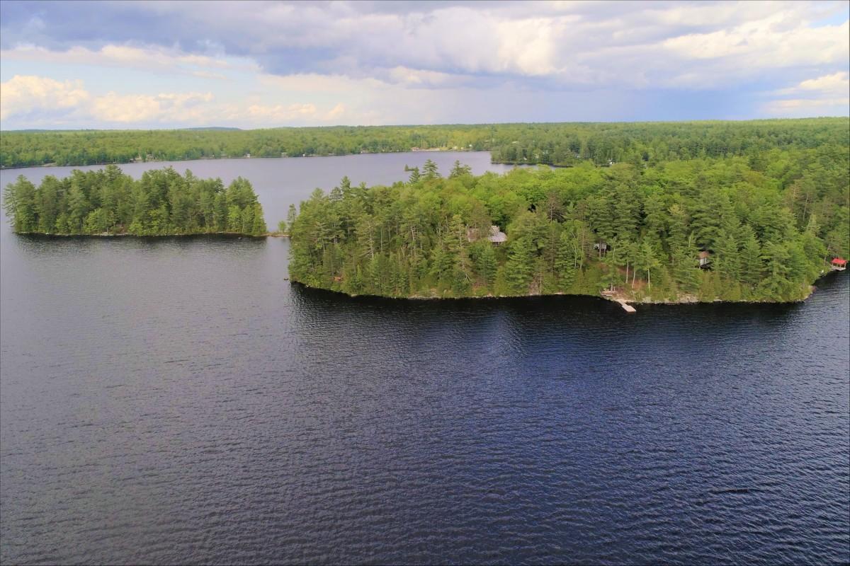 446 Oborne Point Rd., Skootamatta Lake, Cloyne K0H 1K0, Addington Highlands, Ontario (ID K20003400)