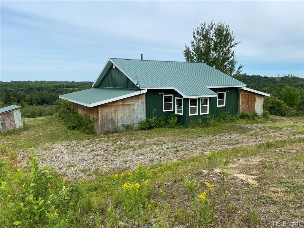 Camp & Land Wilcox Road, Campbell Settlement, New Brunswick (ID NB046845)