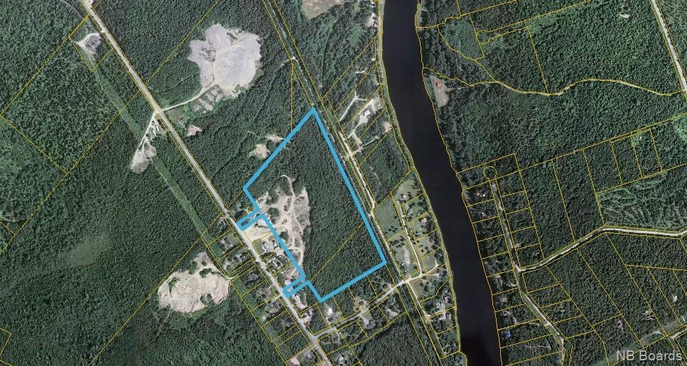 Land Howard Road, Blackville, New Brunswick (ID NB058534)
