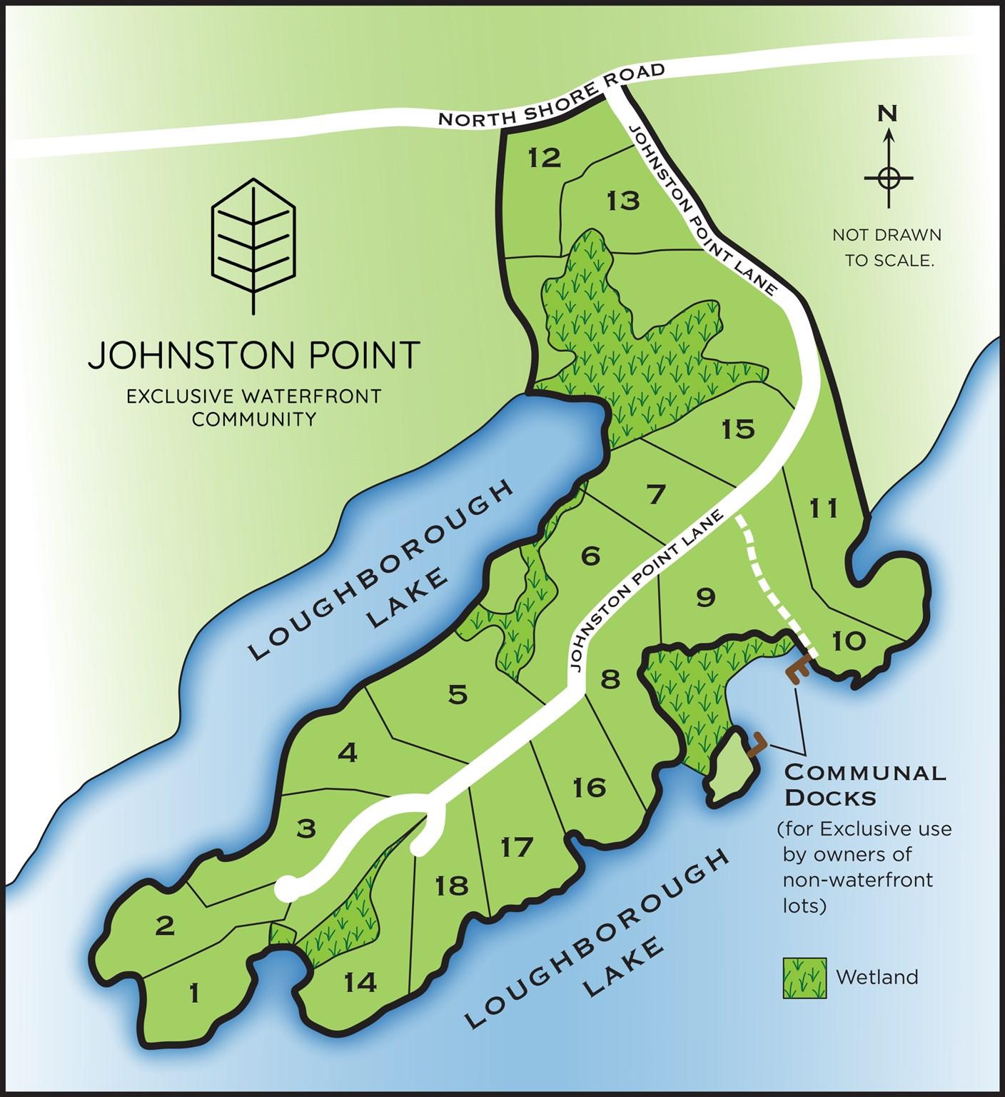 Lot 12 Hinterland Lane, South Frontenac, Ontario (ID K20003928)