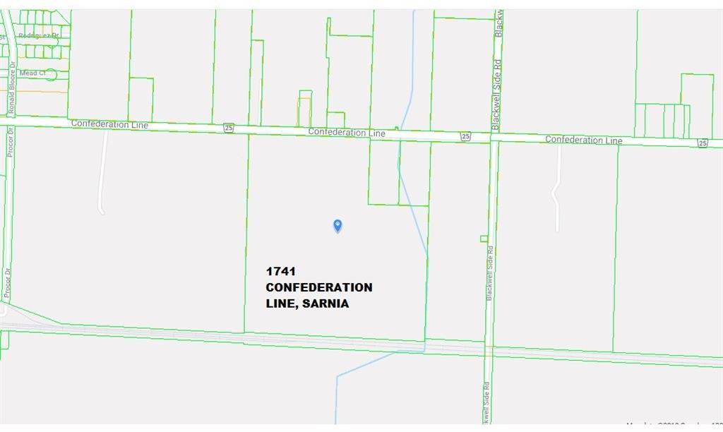 1741 CONFEDERATION Line, Sarnia, Ontario (ID 19020392)