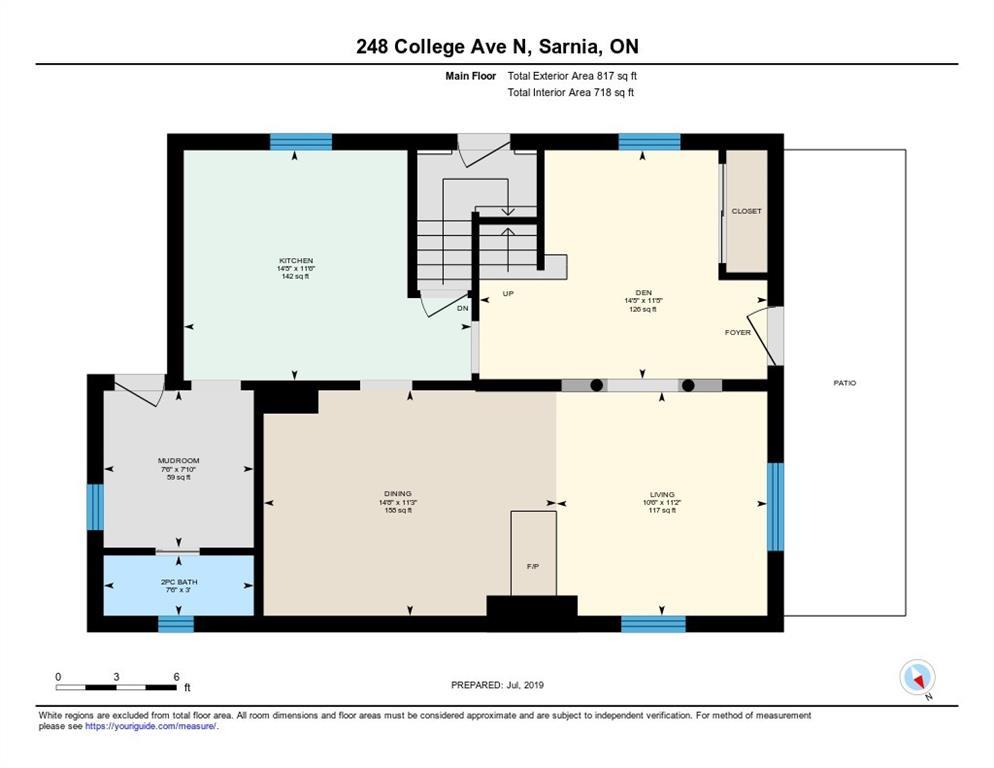 248 COLLEGE Avenue North, Sarnia, Ontario (ID 20001408)