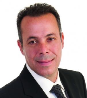 Amer Haidar Portrait