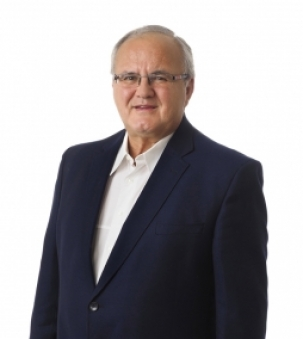 Roy Bortolussi portrait