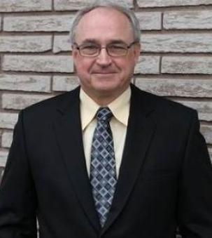 Bud Schramn portrait