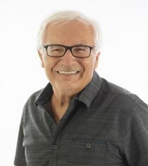 Ed Jaworski Portrait