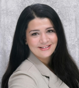 Lina Deeb Portrait