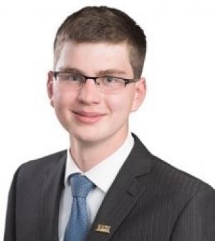 Patrick Martens Portrait