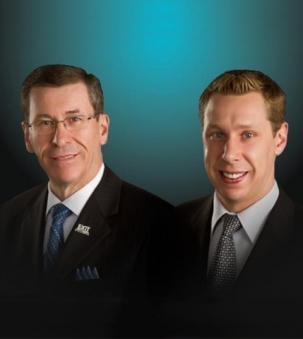 Dave & Brent Sawler Team portrait