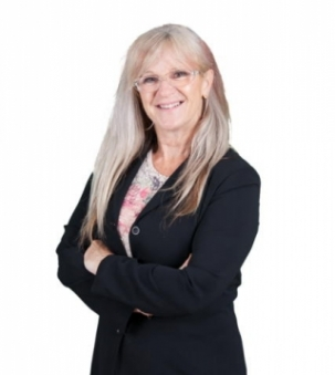 Brenda Sharman, Sales Representative