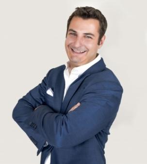 Nik Lubimiv Portrait