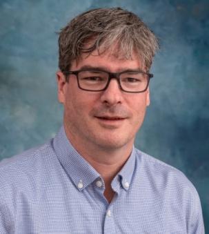 Ian Patterson portrait