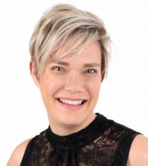 JenVan Oord portrait