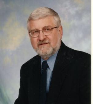Ken Targett portrait