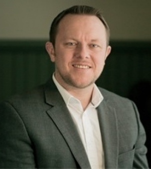 Shaun Pearce  Portrait