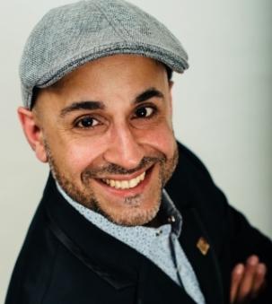 Arash Zamani Portrait