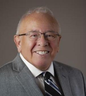 Cecil Harnden Portrait