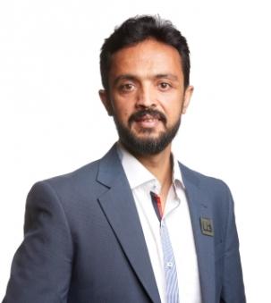 Irshad Malik Portrait