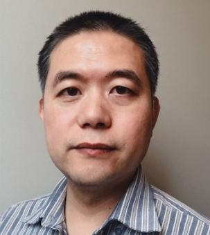 Qing Xu Portrait