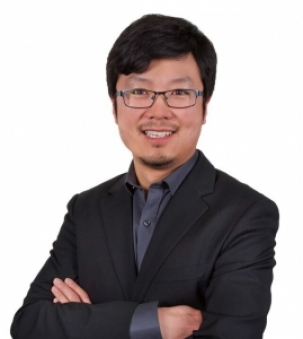 Simon Zhu Portrait