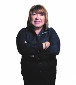 Sherry Hansen Portrait