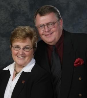 Marg & Gary Hildenbrand Portrait