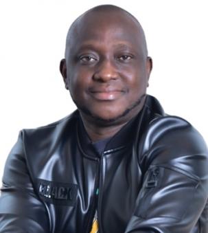 Seyi Ajetomobi Portrait