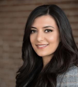Dina Kadray Portrait