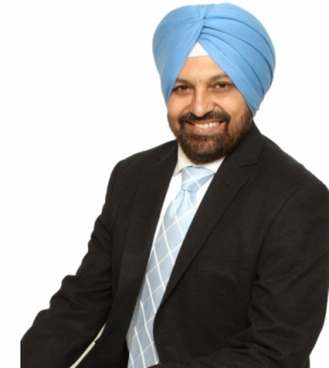 Harminder Singh Portrait