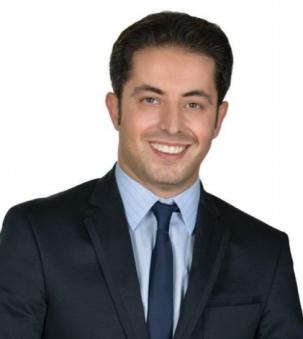 Ali Tabatabaei, Sales Representative