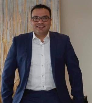 Amit Bindra Portrait