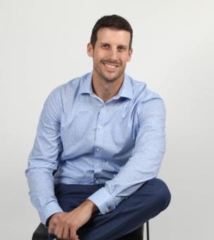 Josh Crain Portrait