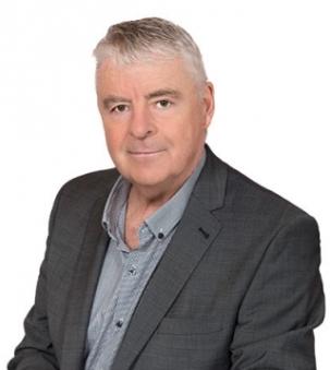 Mike McNeill Portrait