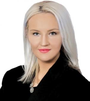 Hayley Thomas Portrait
