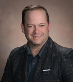 Daniel Kirkpatrick Portrait