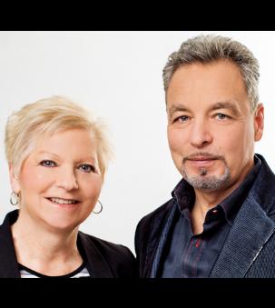 Janine Scott and Darrell Williamson