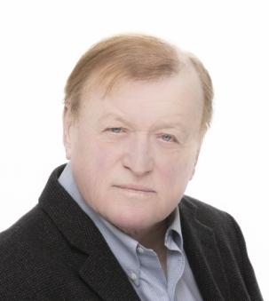 Peter Bardsley Portrait