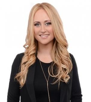Sarah Myles, Sales Representative