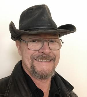 Ken Mashinter Portrait